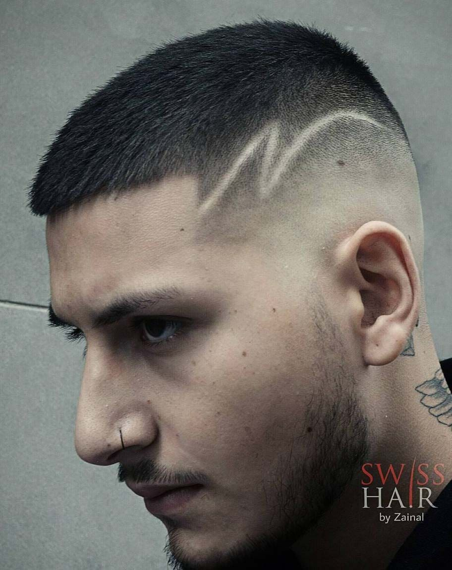 Phenomenal Undercut With Design Hairstyles For Men 2018 Men S