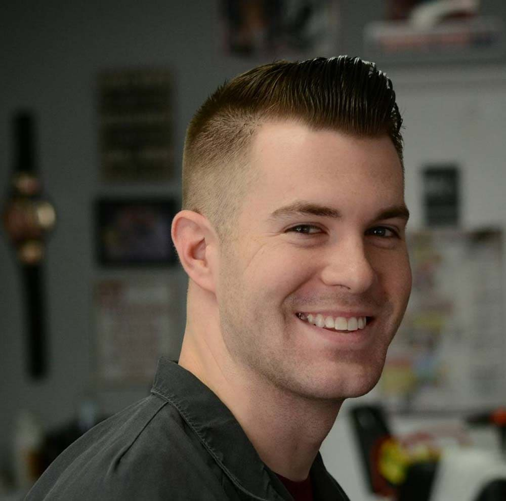 marine haircut 2018