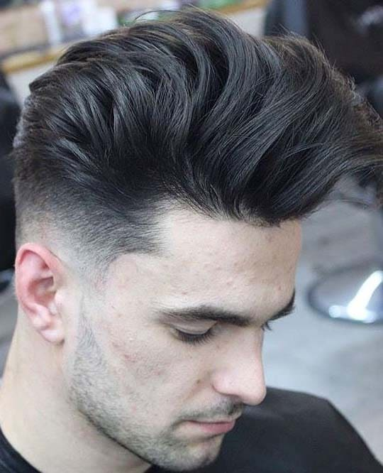 Greaser Hairs For Men 2018