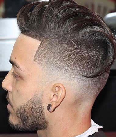 side mohawk haircuts for men 2018