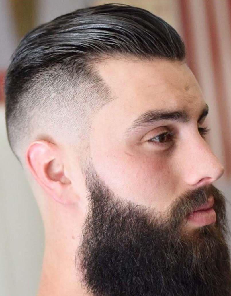 Supreme Slick Back Hipster Hairstyles For Men 2018 Men S Haircut