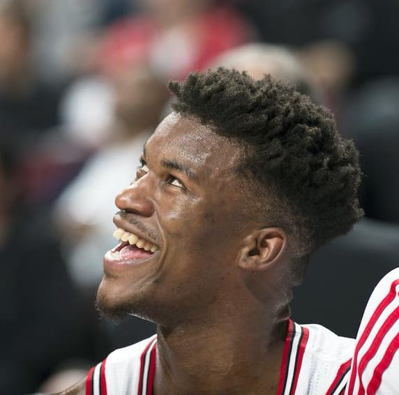 jimmy butler haircut 2018