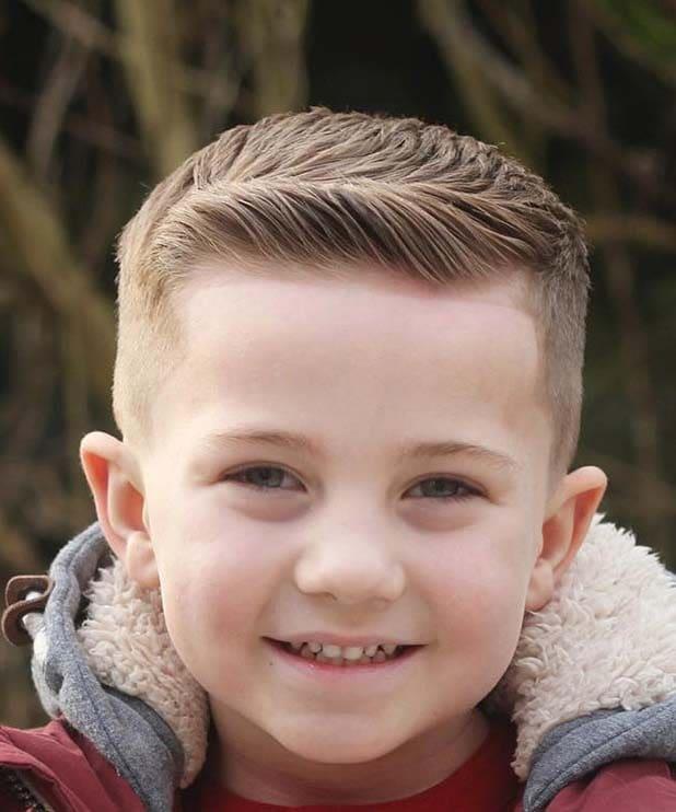 Wonderful Toddler Boy Haircuts 2018 Men S Haircut Styles