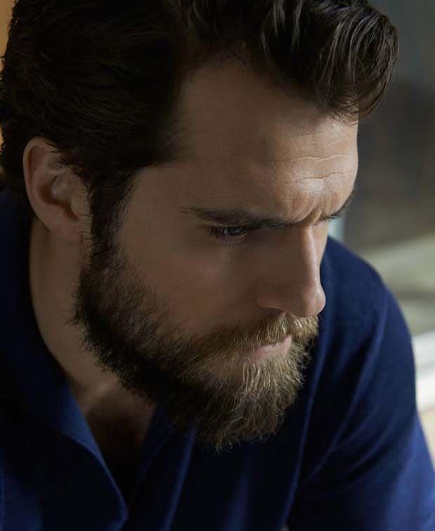 Henry Cavill Beard Styles 2018