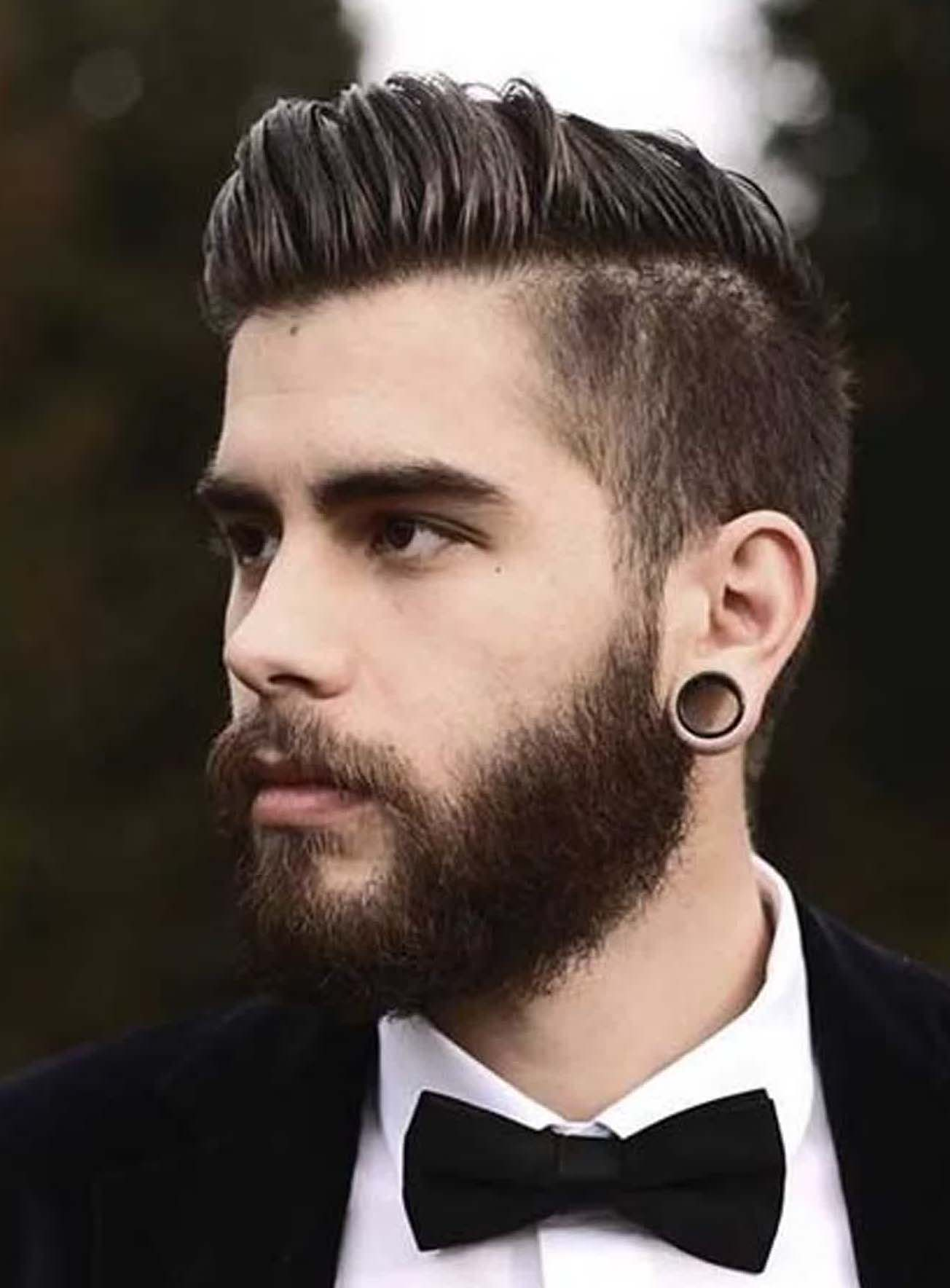 Vintage Hairstyles For Men 2018 Mens Haircut Styles