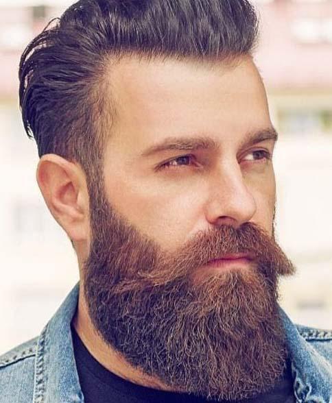 Amazing Long Beard Styles 2018 Men S Haircut Styles