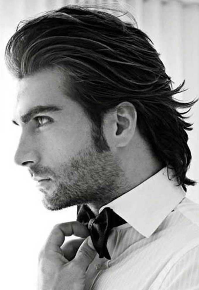 amazing Medium Length Formal Hairstyles for Men 2018 - Men\'s ...