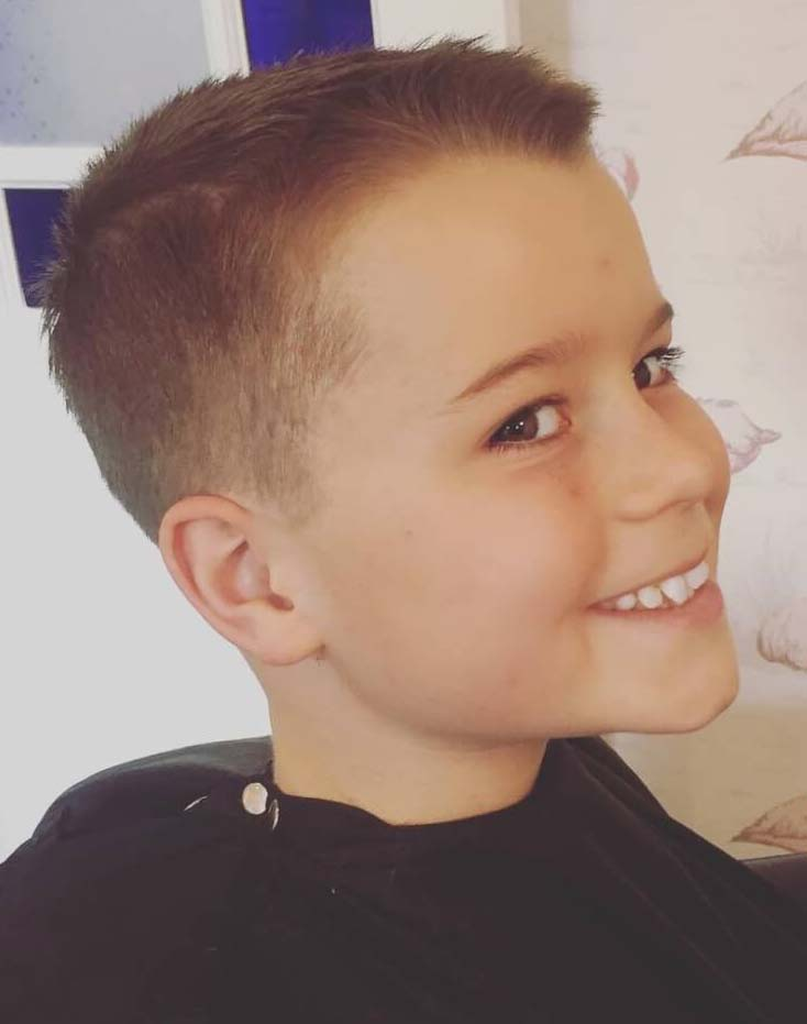astonishing 11 year old boys hairstyles 2018 - Men\'s Haircut ...