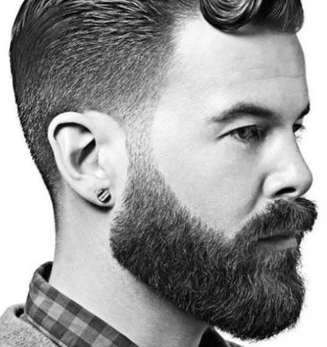 Beard Styles with Mustaches 2018
