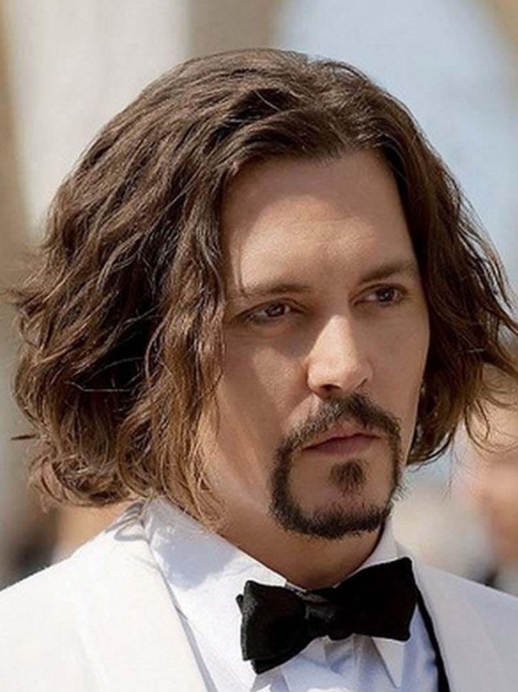 Medium Length Celebrity Hairstyles For Men 2018
