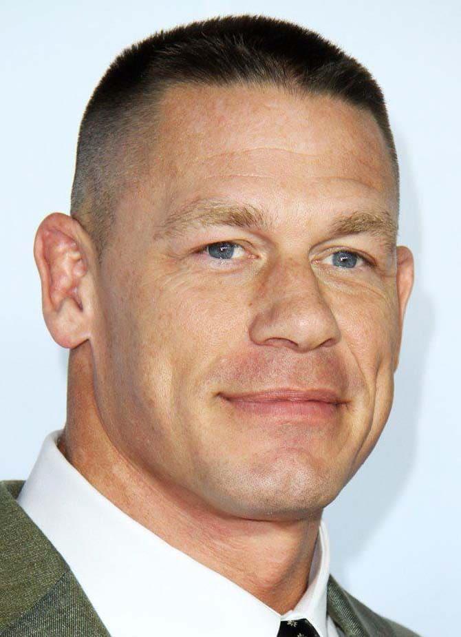Awesome John Cena Haircuts 2018 Mens Haircut Styles