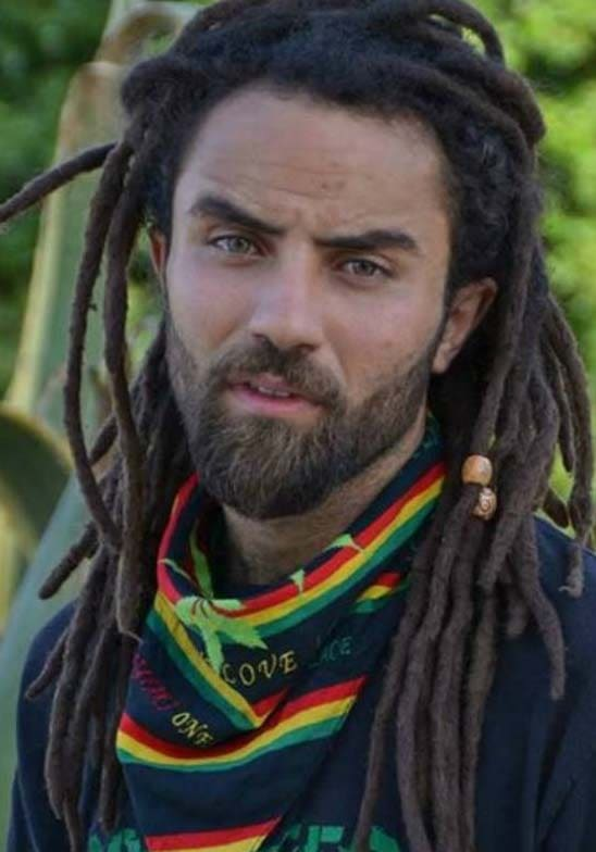 white dreadlocks haircuts for boys 2018