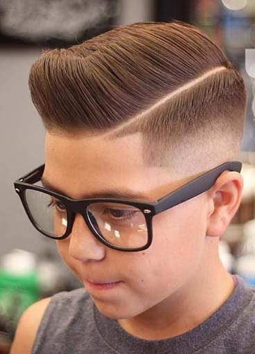best 14 year old boys haircuts 2018 - Men\'s Haircut Styles