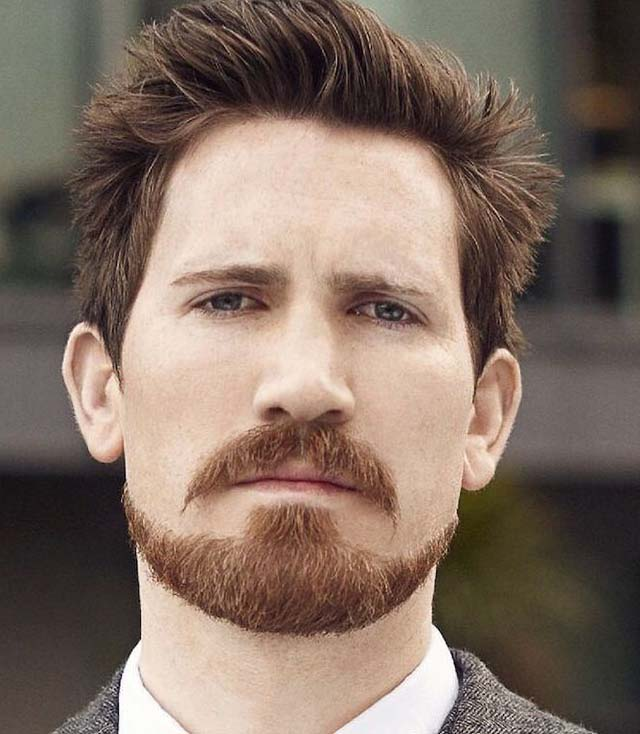 Balbo Beard Styles 2018
