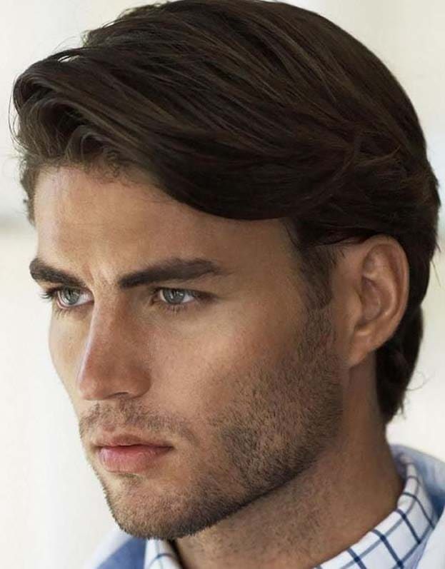 Best Medium Length Formal Hairstyles For Men 2018 Men S Haircut Styles