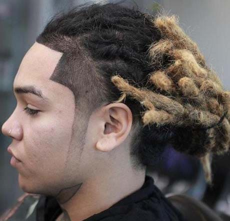 blonde dreadlocks haircuts 2018