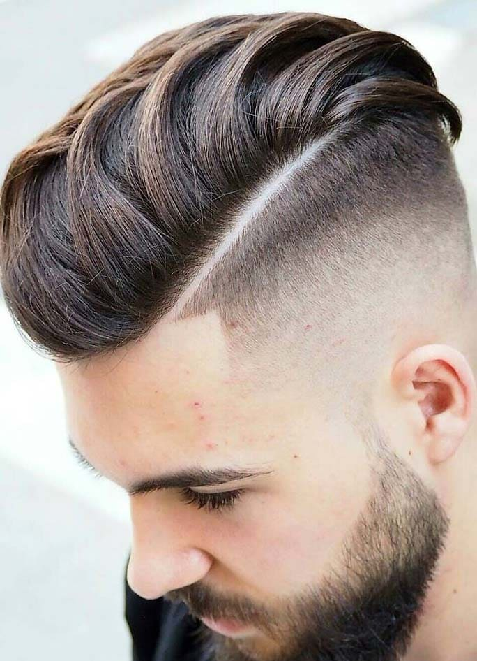 Cool Short Undercut Hairstyles For Men 2018 Mens Haircut Styles