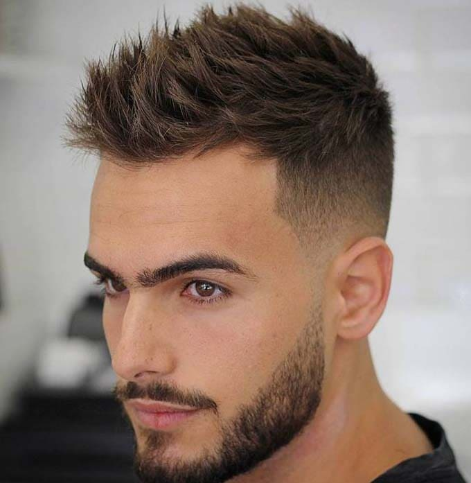 Excellent Beard Styles For Men With Short Hair 2018 Men S Haircut