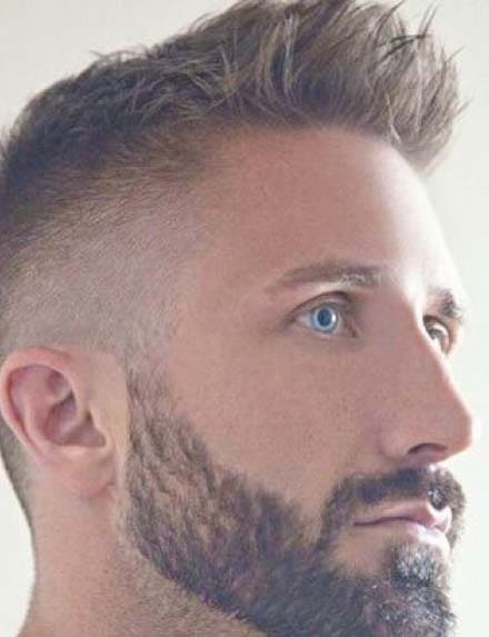 cowlick men hairstyles 2018