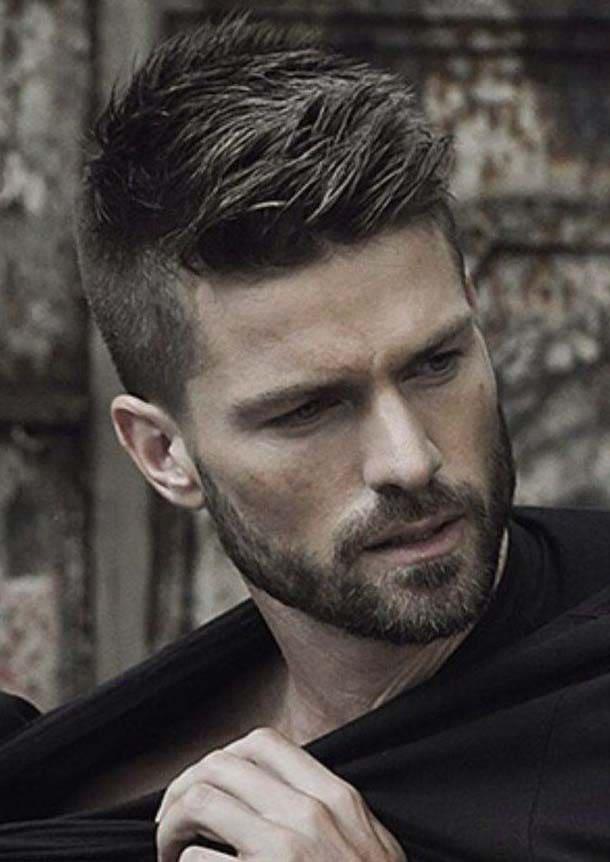 Fabulous Beard Styles For Men With Short Hair 2018 Men S Haircut