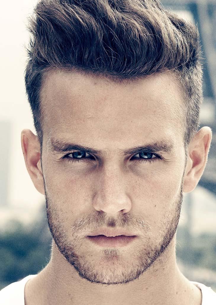 Fantastic Cowlick Men Hairstyles 2018 Men S Haircut Styles