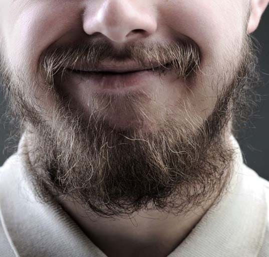 neck beard Styles 2018