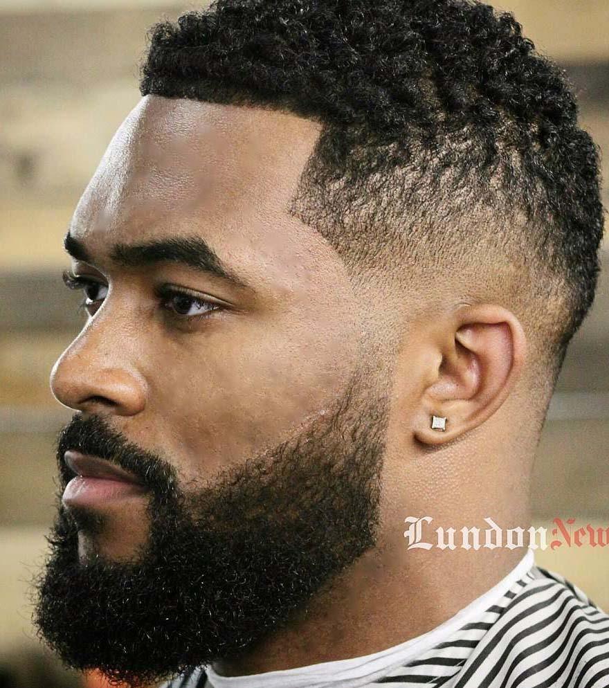 Beard Styles for Black Guys 2018