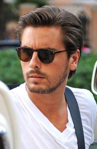 scott disick haircuts 2018