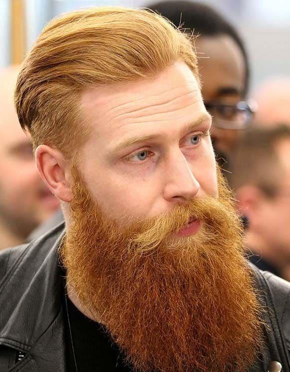 Ginger Beard Styles 2018