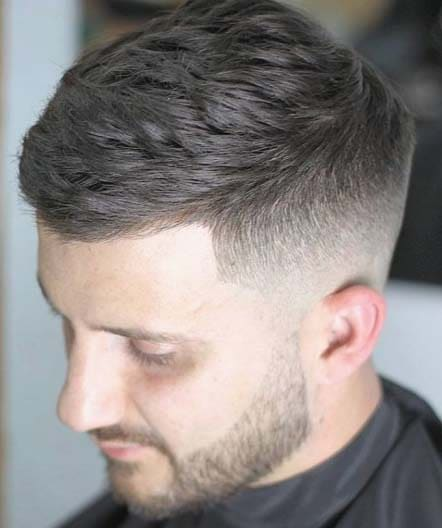 great haircuts for men with big foreheads 2018 men s haircut styles