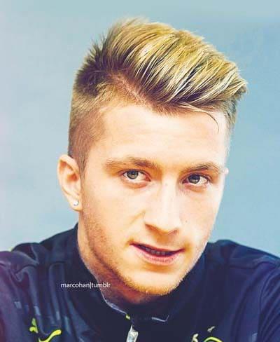 toni kroos haircuts 2018