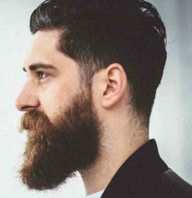 bushy beard styles 2018
