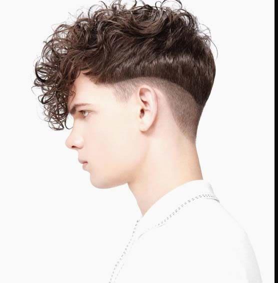 mens wedge haircuts 2018