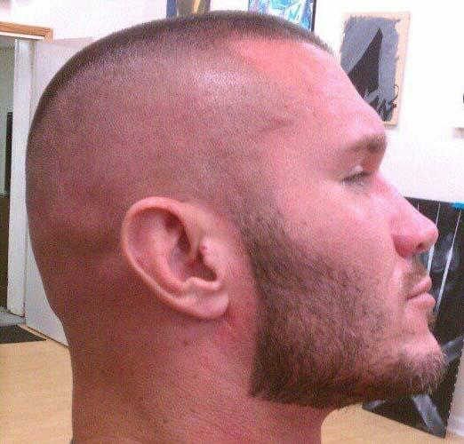 randy orton haircuts 2018