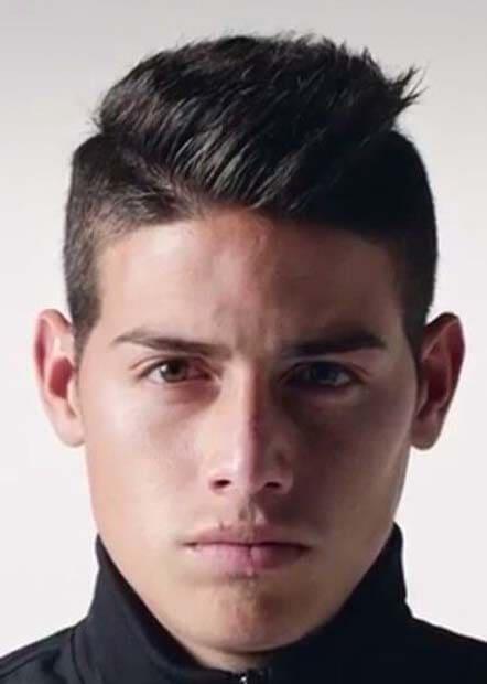 james rodriguez haircuts 2018