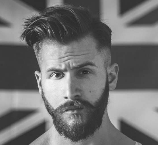 Magnificent Beard Styles For Men With Short Hair 2018 Men S