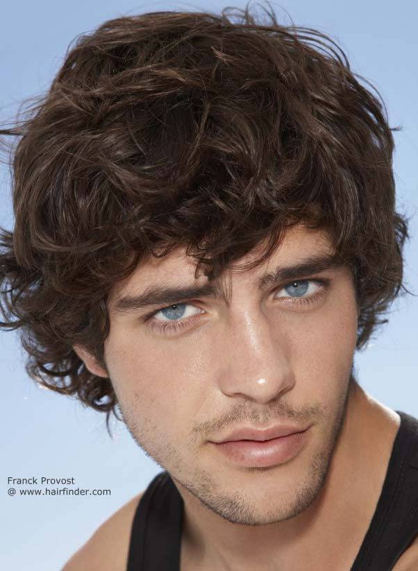 Natural Hairstyles for Men 2018
