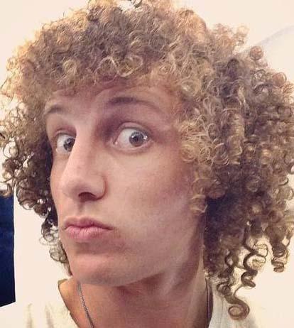 david luiz haircuts 2018