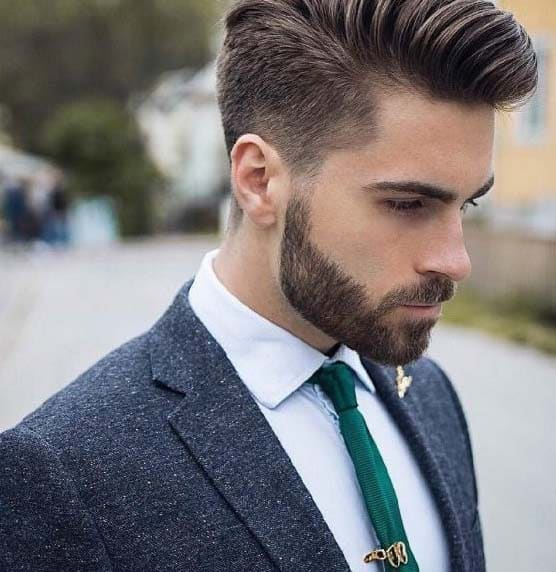 Mind Blowing Short Beard Styles 2018 Men S Haircut Styles