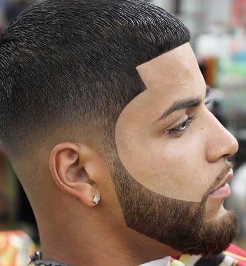 Faded Beard Styles 2018
