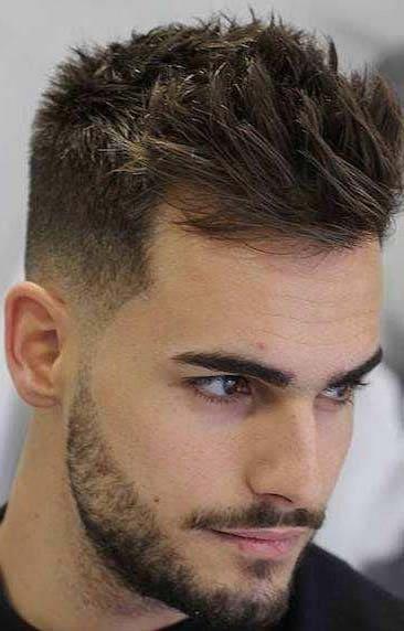 Modish Cowlick Men Hairstyles 2018 Men S Haircut Styles