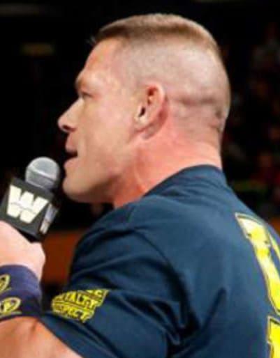 Modish John Cena Haircuts 2018 Men S Haircut Styles