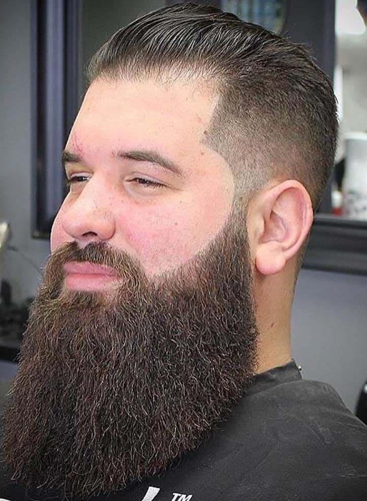 Outstanding Long Beard Styles 2018 Men S Haircut Styles