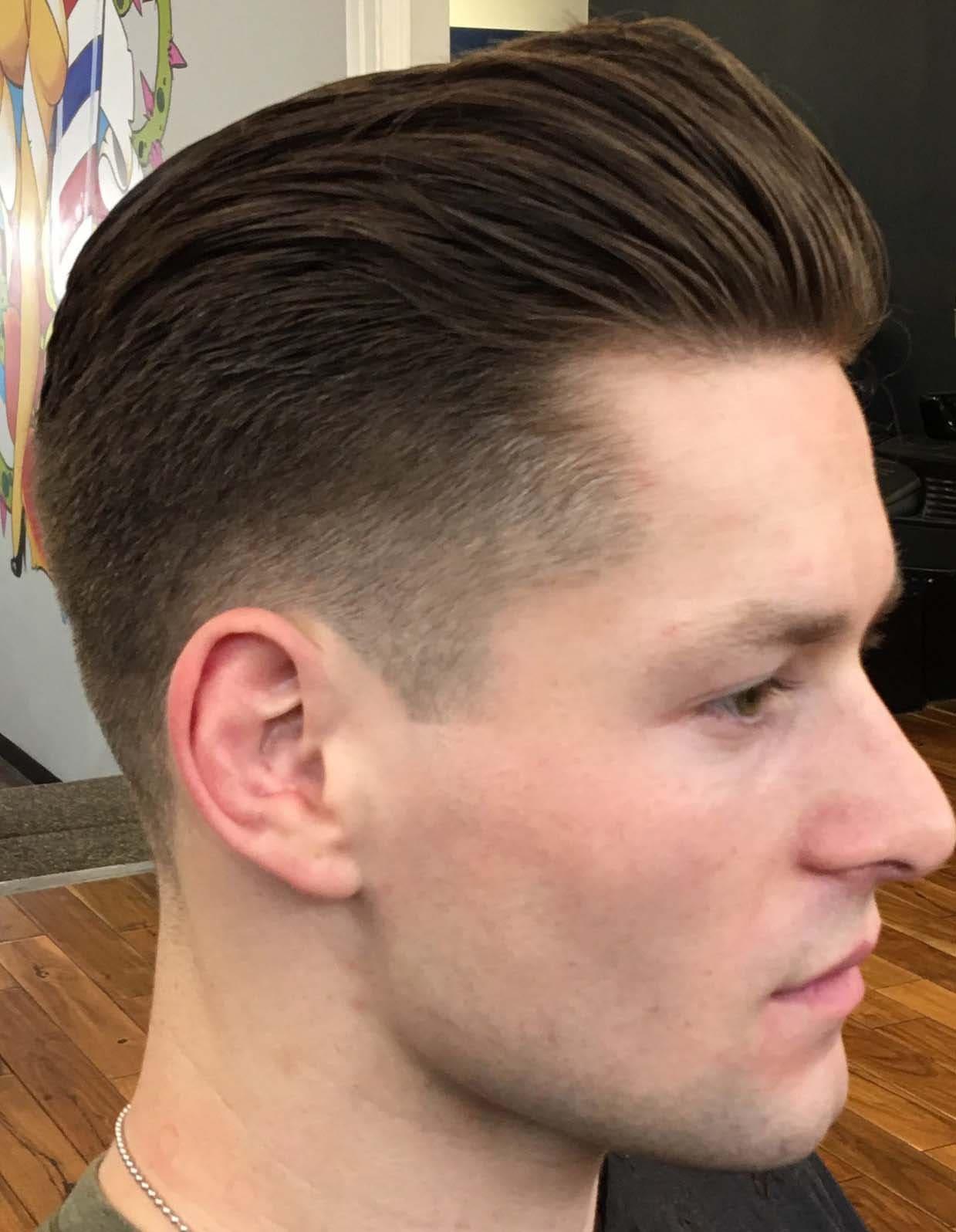 Phenomenal Mens Wedge Haircuts 2018 Mens Haircuts Mens Hairstyles