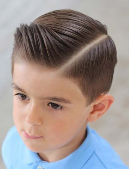 11 year old boys hairstyles 2018