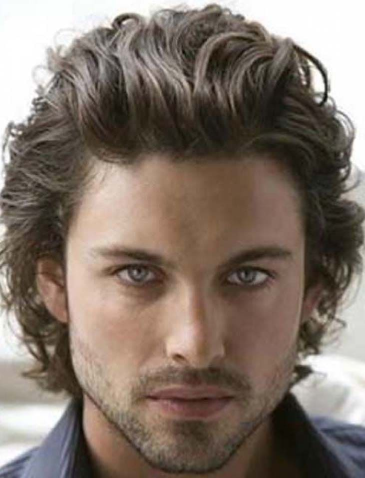 30 Authentic Medium Length Formal Hairstyles For Men 2018 Mens