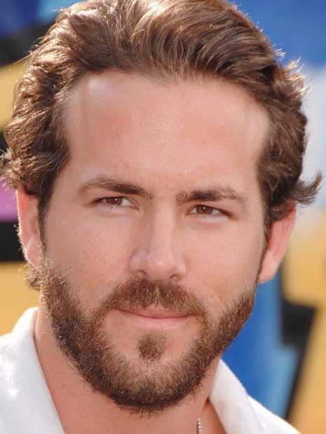 Ryan Reynolds Beard Styles 2018