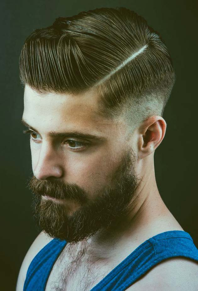 Vintage Hairstyles for Men 2018