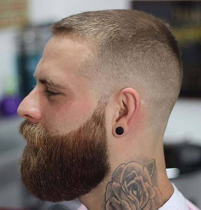 Stunning Beard Styles For Men With Short Hair 2018 Men S