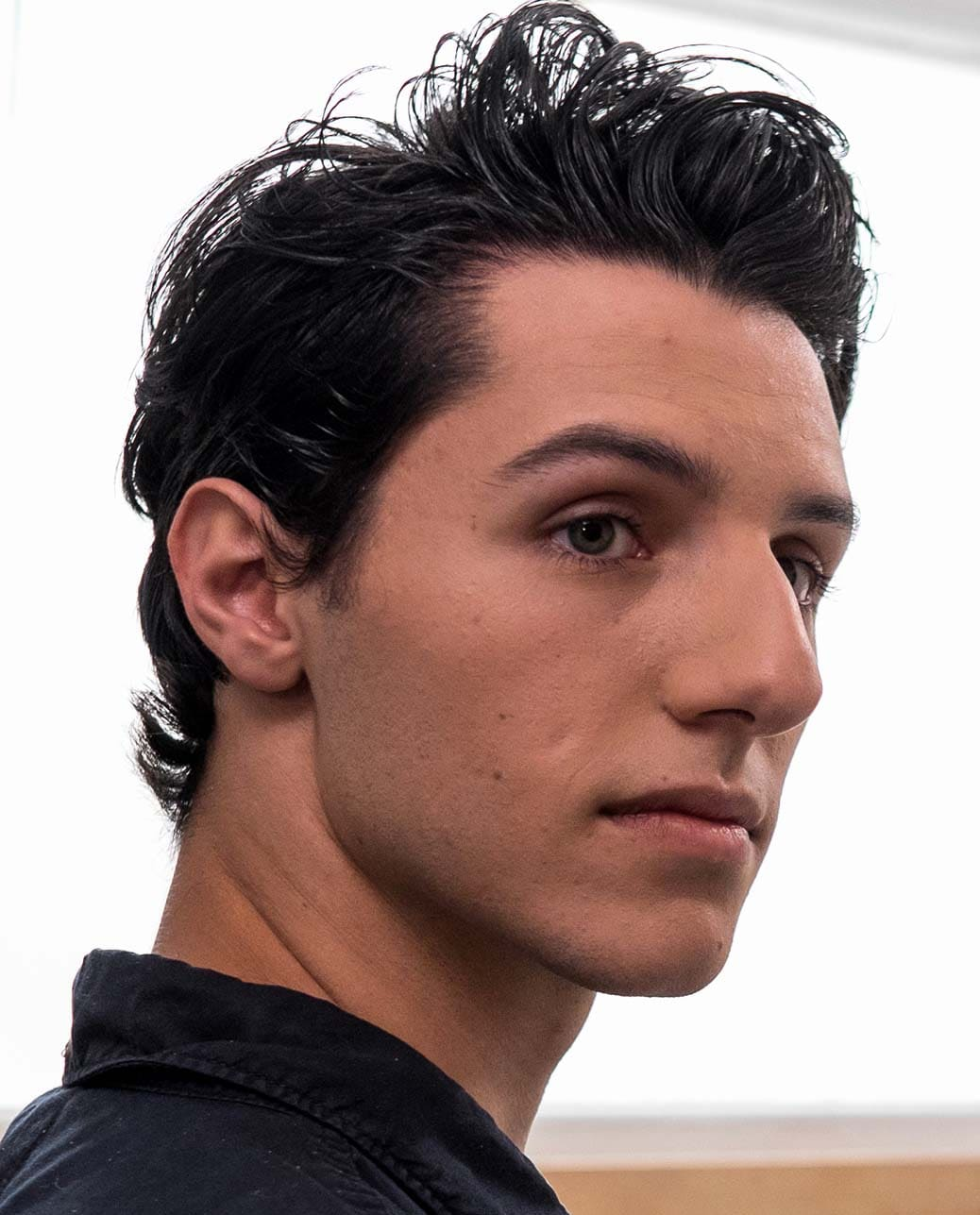 Stunning Hairstyles For Big Nose Man 2018 Men S Haircut Styles
